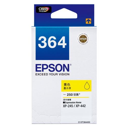 C13T364483 - 黃色墨水
