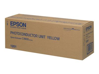 C13S051201 - C300 / C3900 /CX37 Series Photoconductor Unit (Yellow)