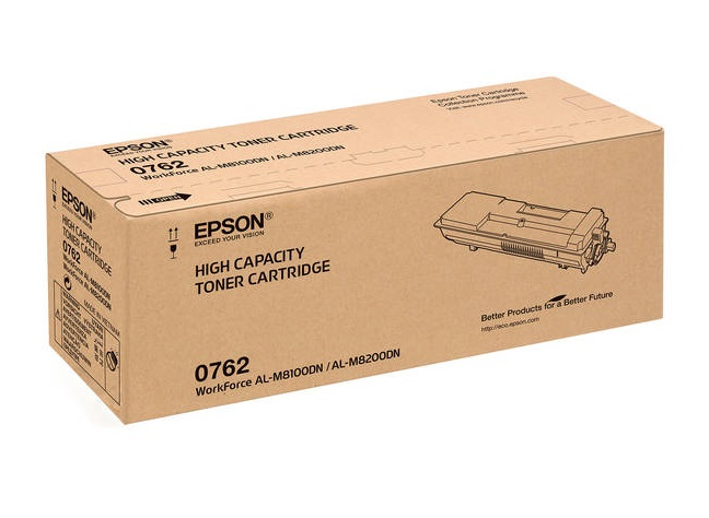 C13S050762 - M8100DN Toner Cartridge (Black)