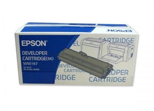 C13S050167 - EPL-6200 / 6200L Developer Cartridge: Life Span