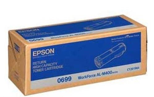 C13S050699 - M400DN Return High Capacity Toner (Black)