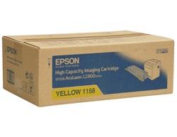 C13S051158 - C2800 Series High Capacity Imaging Cartridge (Yellow)