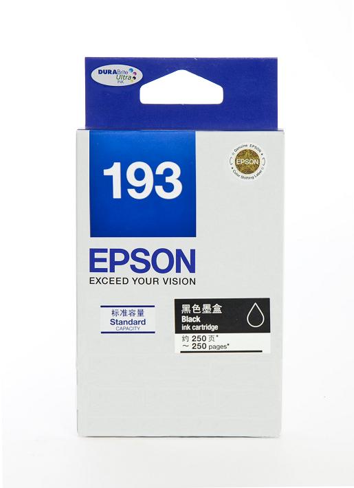 C13T193183 - Black Ink