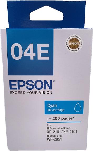 C13T04E283 - Cyan Ink
