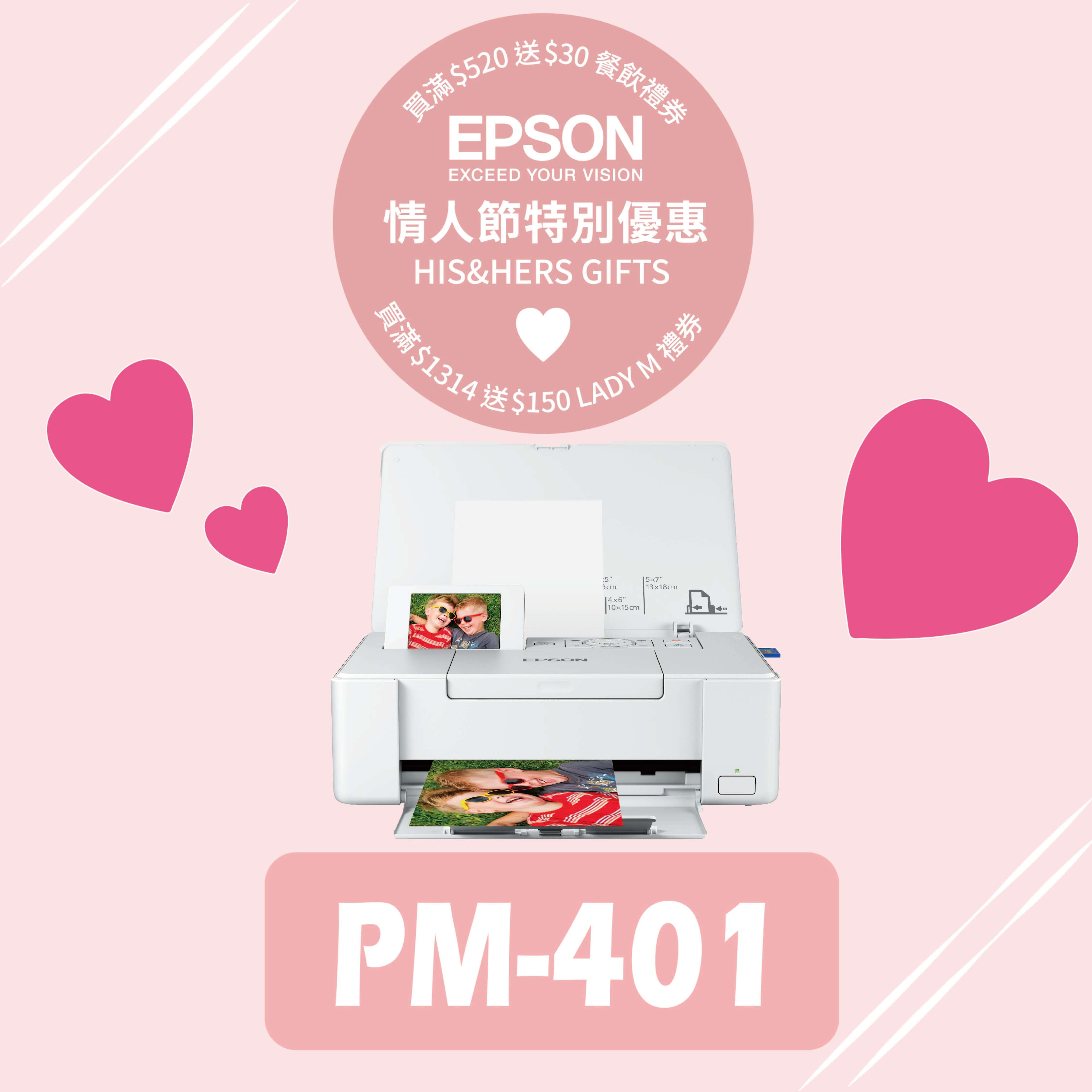 PM-401 + Ink Set