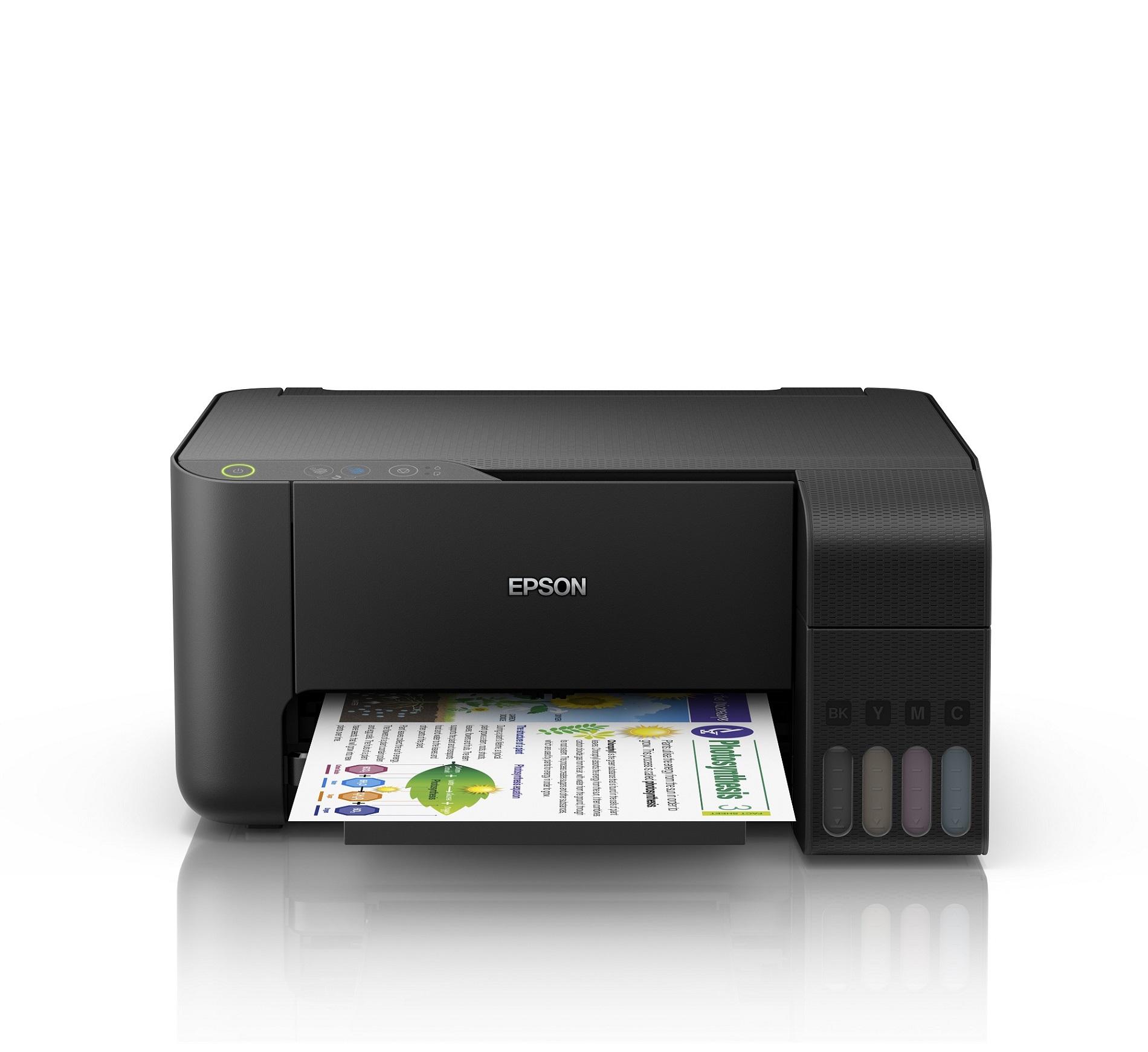 EcoTank L3110 3-in-1 Multifunction Printer