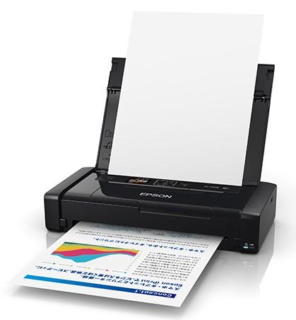 WF-100  Portable Printer + ES-60W Portable Scanner