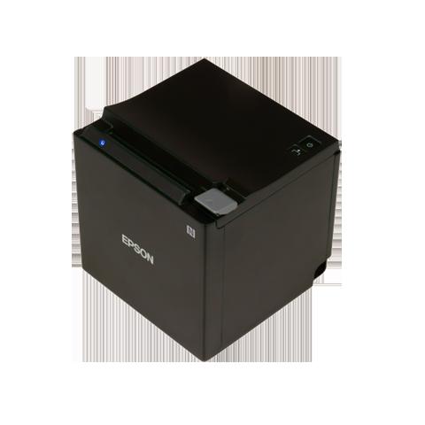 "TM-m30 (522) POS 3"" Receipt Printer -- Black"
