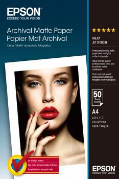 C13S041342 檔案專用粗面紙 (A4)